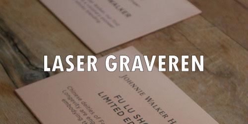 Laser graveren